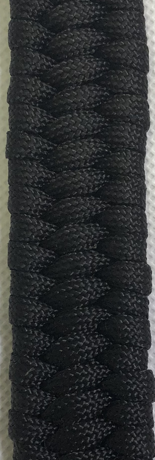 paracord-dog-collar-black